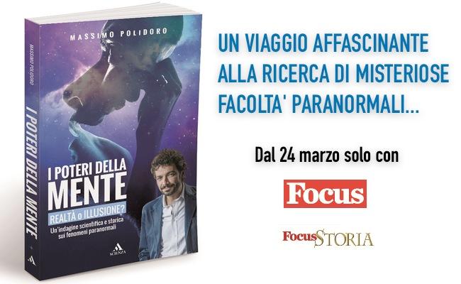 I Poteri della mente - Massimo Polidoro