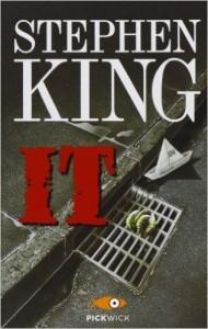 La copertina dello straordinario (e terrificante) romanzo di Stephen King.