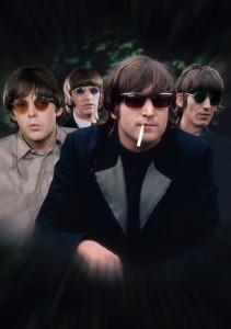 I Beatles nel 1966, quando decidono di diventare esclusivamente artisti da sala da incisione (notare il look: qualcuno ha detto Oasis?)