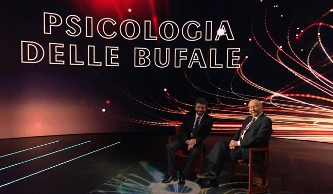 psicologia delle bufale piero angela e Massimo Polidoro