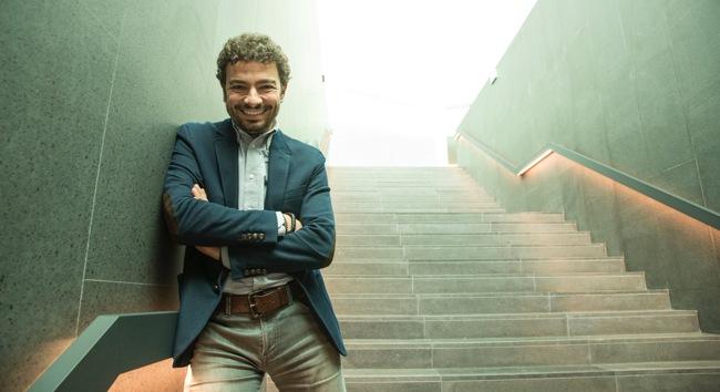 Massimo Polidoro al MUDEC (foto: Roberta Baria)