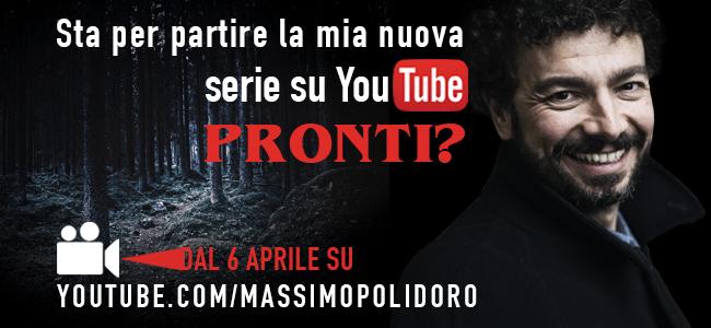 Massimo Polidoro su YouTube