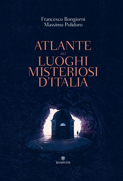 La suggestiva copertina dell'Atlante realizzata, come tutte le illustrazioni interne da Francesco Bongiorni.